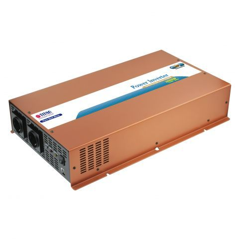 TITAN HW-3000UY w. autom. mains priority circuit and sleepmode