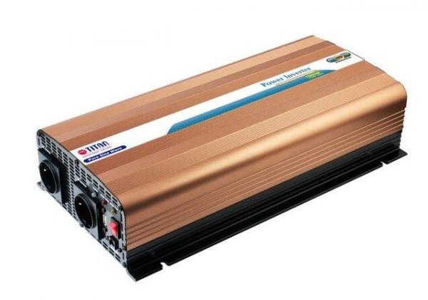 TITAN HW-1500UX reiner Sinus mit Schlafmodus
