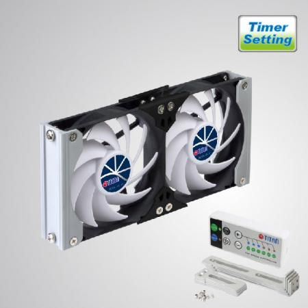TITAN refrigerator cooler TTC-SC20(B) IP55 with AUTO and Time module