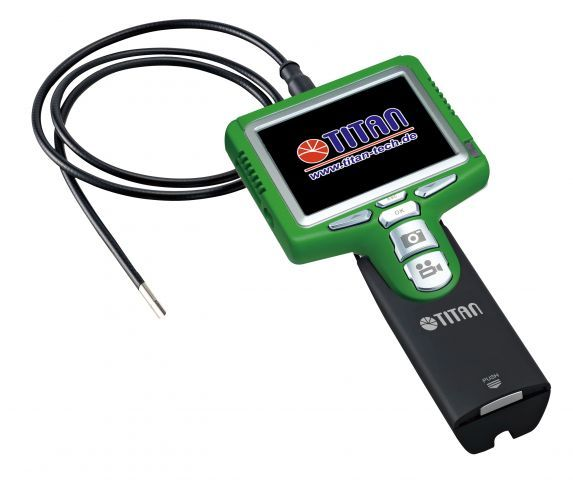 TITAN video borescope TTS-S06-5.5 incl. 2GB SD
